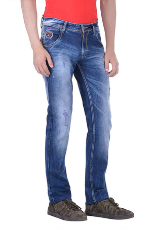 Hoffmen Slim Fit Men's Jeans JH600
