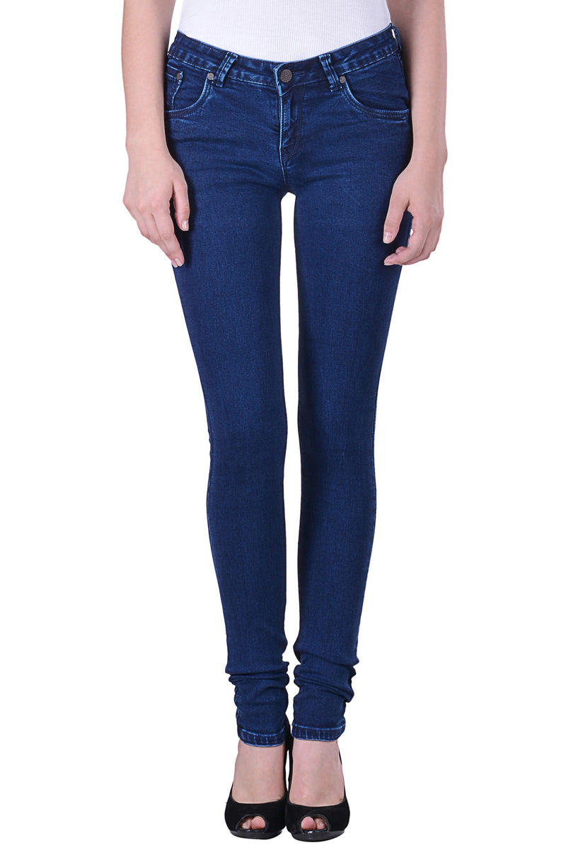 Hoffmen Slim Fit Women DENIMAX Jeans MSGS8001