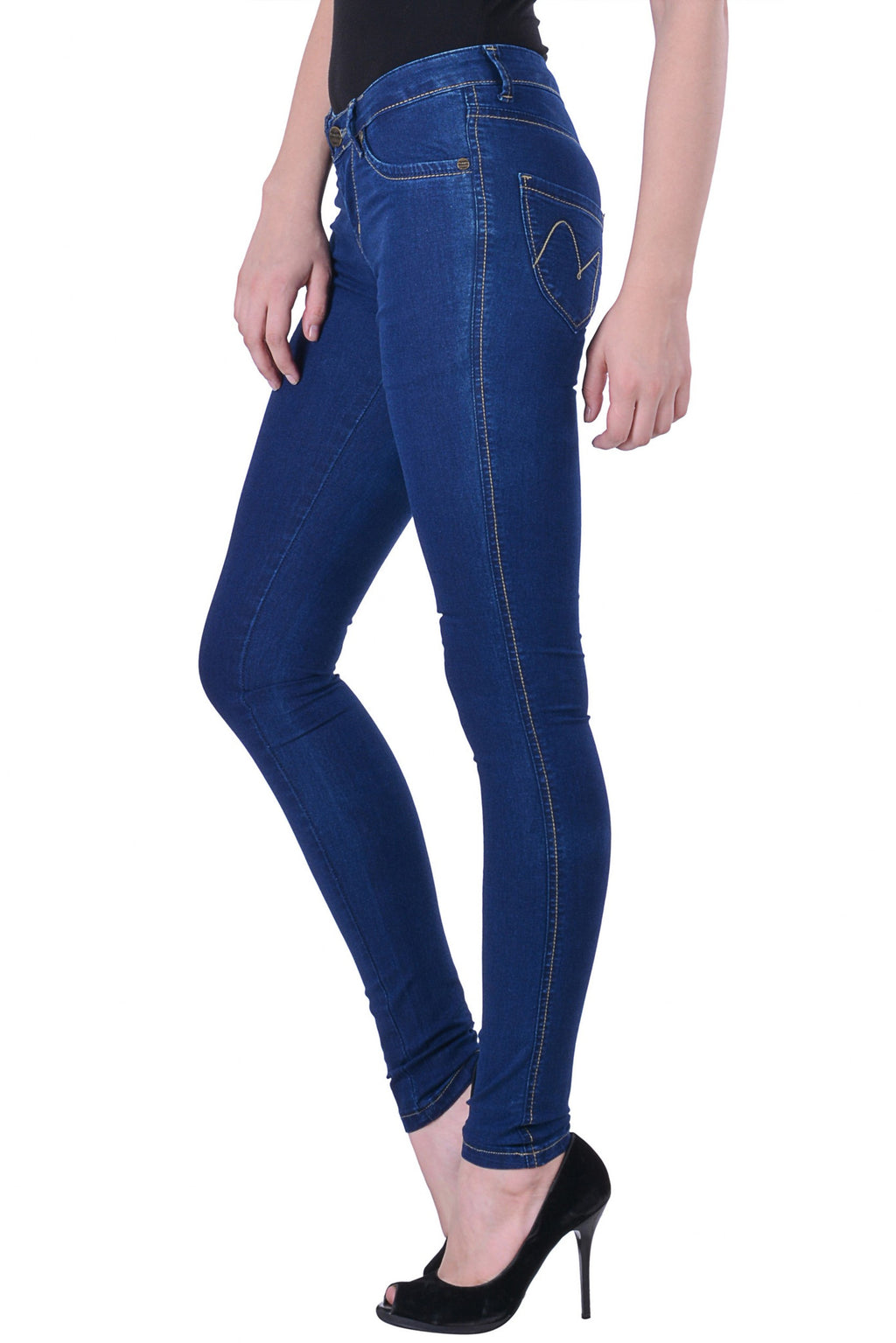 Semi Bleach Basic Jeggings MSJG4901