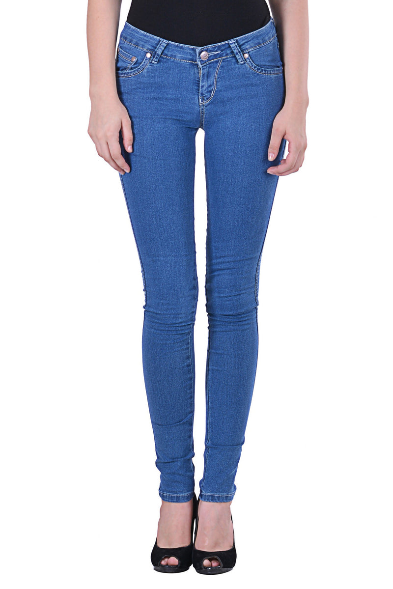 Semi Bleach Basic Jeggings MSJ4902