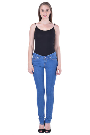 Ice Wash Basic Jeggings MSJG4905