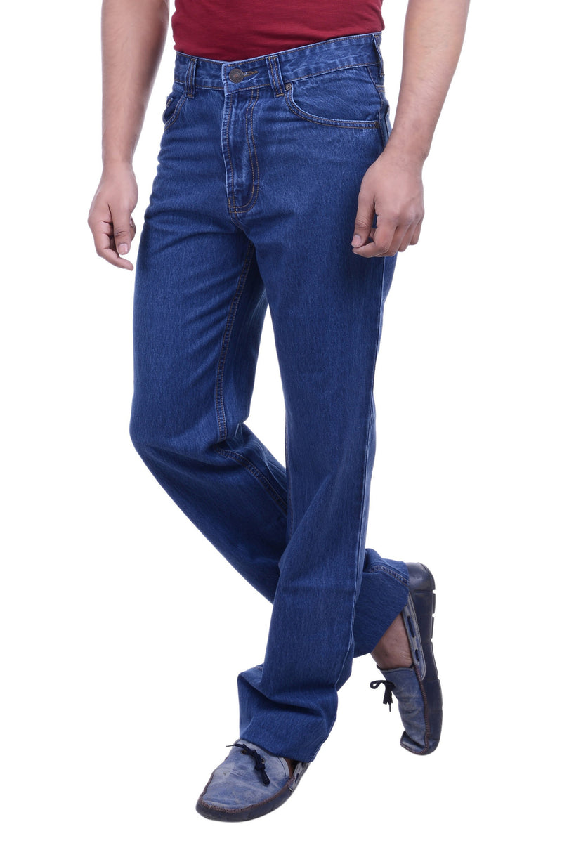 Hoffmen Regular Fit Men's DENIMAX Jeans SDG2101