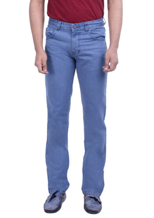 Hoffmen Regular Fit MEDIUM GREY Men's Jeans SDG2108
