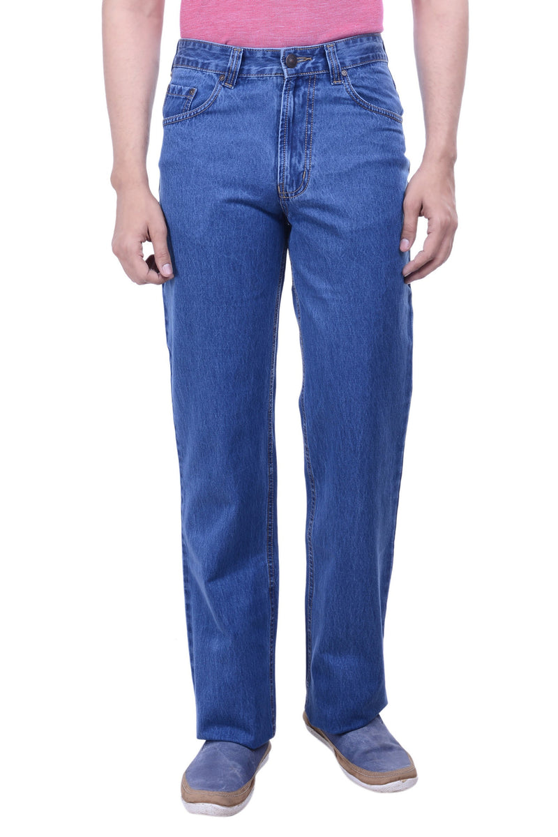 Hoffmen Regular Fit Semi bleach Silky Denim SDG2102