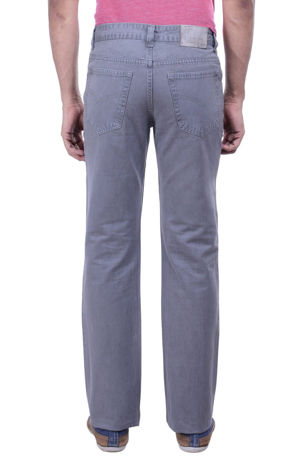 Hoffmen Regular Fit Moon Rock Silky Denim SDG2118