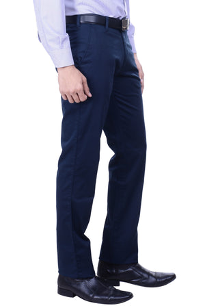 Hoffmen Slim Fit Men's Trousers