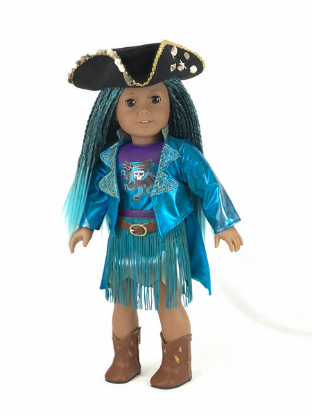 Descendants Uma Outfit For American Girl Doll American