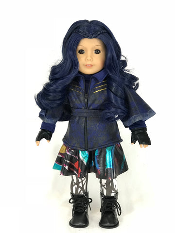 disney descendants evie outfit for american girl doll - Ameeican Girl Doll