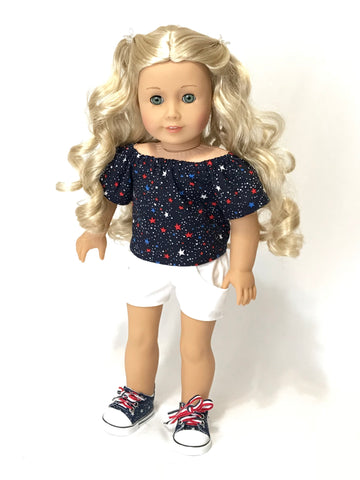 American Girl 4th of July clothes patriotic