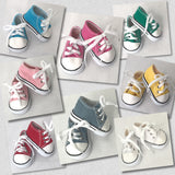Sneakers fit 18 Inch and American Girl Dolls