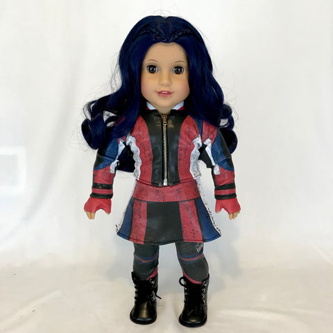 Disney Descendants 3 Evie outfit for American Girl Doll