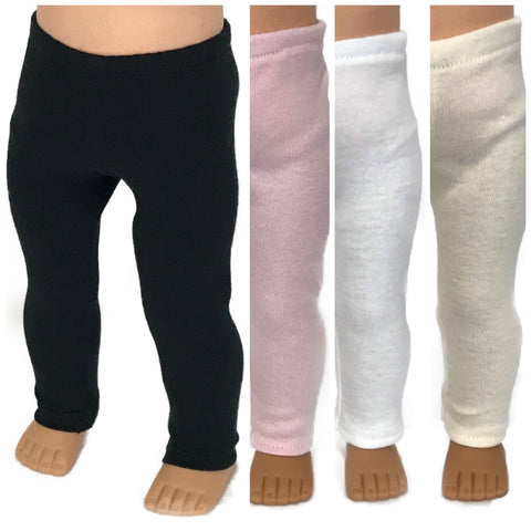 "Leggings for American girl and 18 "" doll"