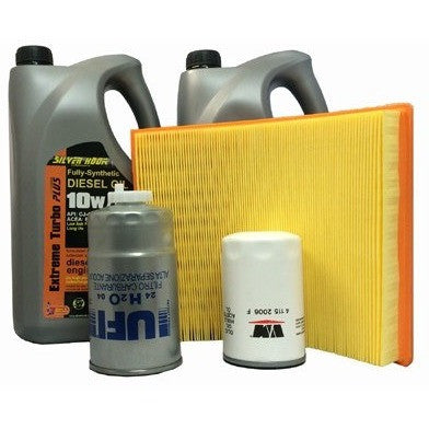 LTI TX4 Engine Filter Service Kit With Oil - Taxi-Mart Shop