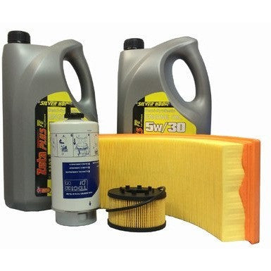 LTI TX2 Engine Filter Service Kit With Oil - Taxi-Mart Shop