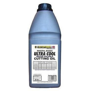 Silverhook Ultra Cool Water Soluble Cutting Oil [SUDS OIL] 1 Litre - Taxi-Mart Shop