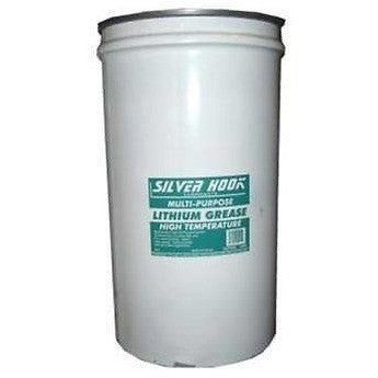 Silverhook Lithium Grease EP2 High Temperature Grease 50kg Drum - Taxi-Mart Shop