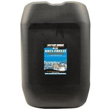 Silverhook Concentrated Blue Antifreeze and Summer Coolant 25 Litre Drum [SHA6] - Taxi-Mart Shop