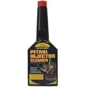 2 x Extra Strength Petrol Injector Cleaner 325ml Bottle Restores Lost Power - Taxi-Mart Shop