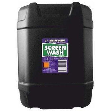 Silverhook Screen Wash 25 Litre Drum - Free Tracked Delivery - Taxi-Mart Shop