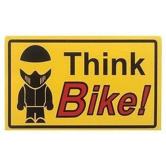 Think Bike! Sticker … - Taxi-Mart Shop