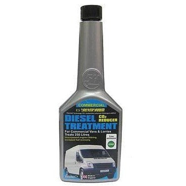 2 x Silverhook Commercial Vehicle Diesel Treatment & CO2 Reducer 325ml - Taxi-Mart Shop