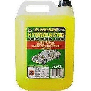 Silverhook Hydrolastic Suspension Fluid - 5 Litres - Taxi-Mart Shop
