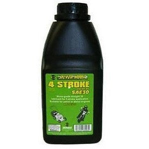 Silverhook SHMA05 4 Stroke SAE30 Motorcycle Engine Oil 500ml - Taxi-Mart Shop