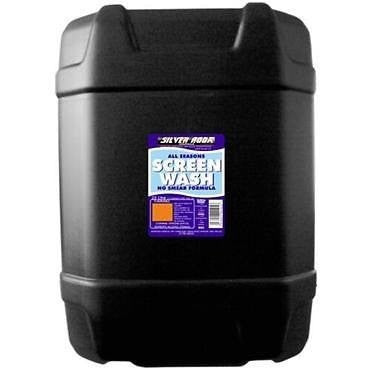 Silverhook Concentrated Screen Wash 25 Litre Drum - Taxi-Mart Shop