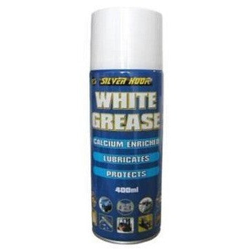 Silverhook White Spray Grease Marine Grease - 400ml Spray Can - Taxi-Mart Shop