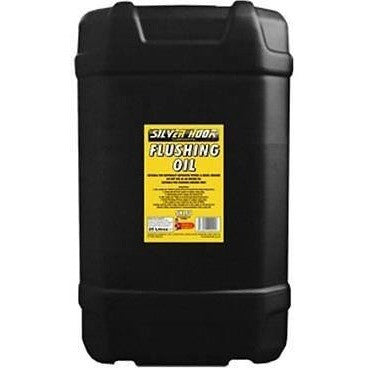 Silverhook Engine Flushing Oil 25 Litre Drum - Taxi-Mart Shop
