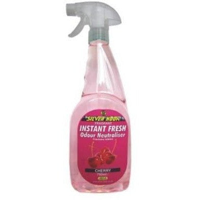 Silverhook Cherry Fragrance Odour Neutraliser 750ml Trigger Pack - Taxi-Mart Shop