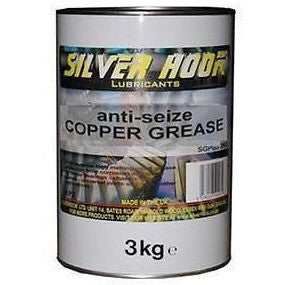 Copper Grease High Temperature Anti-Seize Paste 3kg Tub - Taxi-Mart Shop