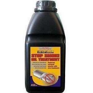 Silverhook Stop Smoke Oil Treatment Petrol/Diesels 450ml - Taxi-Mart Shop