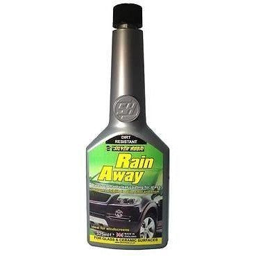 Silverhook Rain Away - Water Repellent Coating For Glass 325ml Bottle - Taxi-Mart Shop