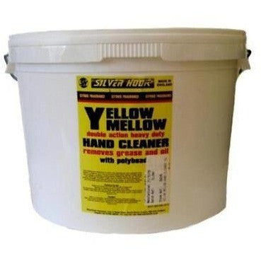 Silverhook Hand Cleaner Mellow Yellow 10 Litre Tub Workshop Quality - Taxi-Mart Shop