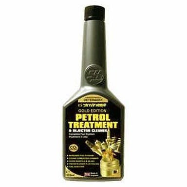 "Petrol Treatment & Injector Cleaner ""Gold Edition"" 325ml - Tracked Delivery - Taxi-Mart Shop"
