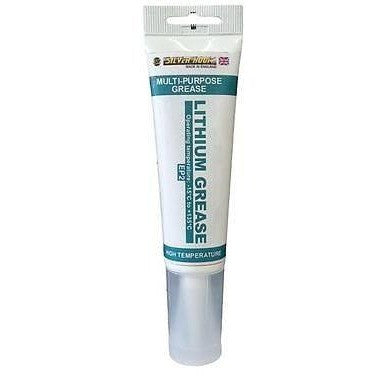 Silverhook Multi-Purpose Lithium Grease EP2 80ml Tube - Taxi-Mart Shop