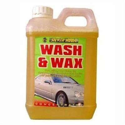 Silverhook Wash & Wax 2 Litres - Taxi-Mart Shop