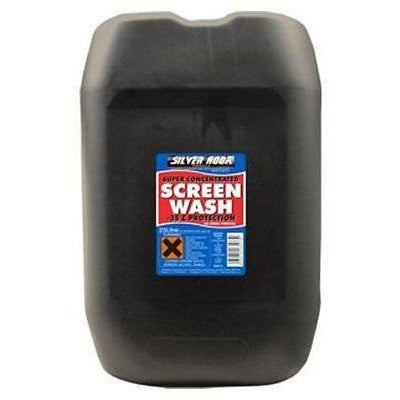 Silverhook Super Concentrated Screen Wash 25 Litre Drum - Taxi-Mart Shop