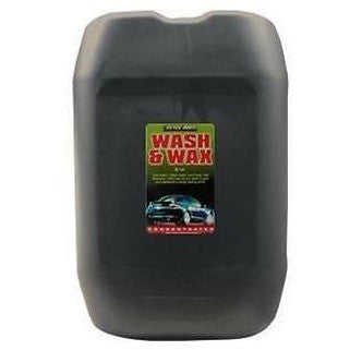 Silverhook Hi-Foam Wash & Wax 25 Litre Drum - Taxi-Mart Shop