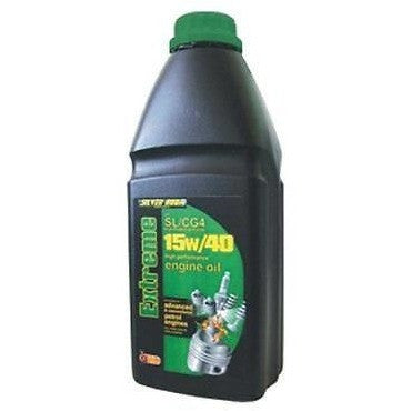 Silverhook 15w/40 Extreme High Performance Multigrade Engine Oil 1 Litre - Taxi-Mart Shop