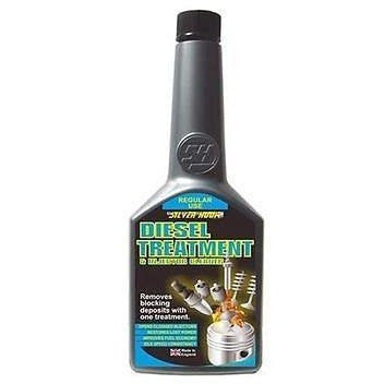 2 x Siverhook Diesel Treatment & Injector Cleaner Regular Use 325ml - Taxi-Mart Shop