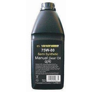 Silverhook Semi Synthetic Gear Oil 75w/80 GL4+ 1 Litre - Taxi-Mart Shop