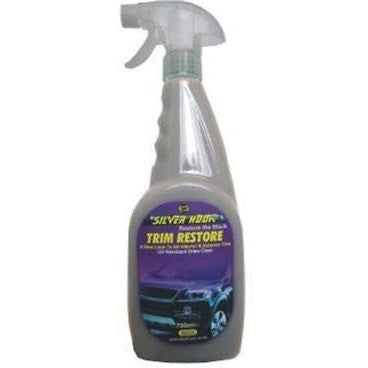 Restore The Black Trim Restore By Silverhook 750ml Trigger Pack - Taxi-Mart Shop
