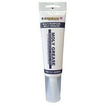Silverhook Multi-Purpose Moly Grease - CV Joint Grease 80ml Tube - Molybdenum Disulphide Grease - Taxi-Mart Shop