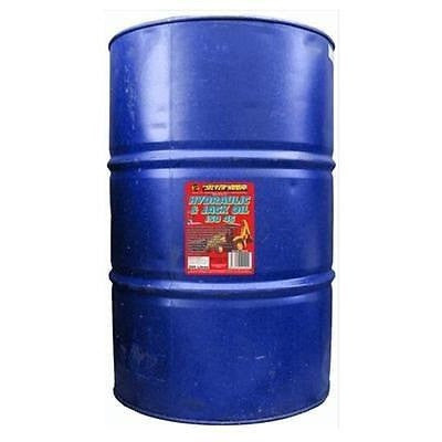 Silverhook Hydraulic Oil ISO 46 Hydraulic Fluid - 205 Litre Drum - Taxi-Mart Shop