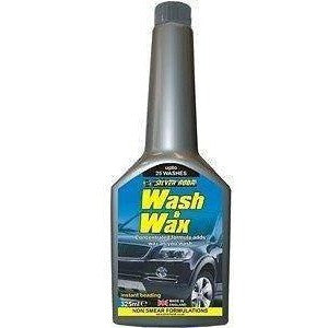 Silverhook Concentrated Wash & Wax 325ml Bottle 25 Washes - Taxi-Mart Shop