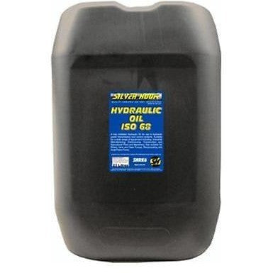 Silverhook ISO 68 Hydraulic Oil 25 Litre Drum - Taxi-Mart Shop