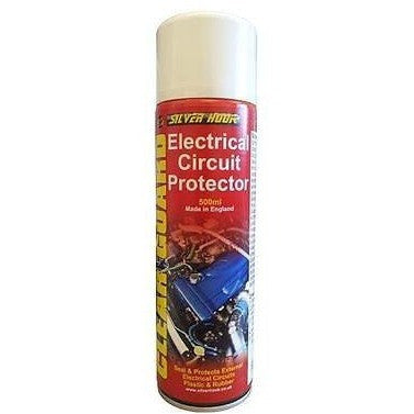 12 x  Silverhook Electrical Circuit Protector Aerosol Spray 500ml - - Taxi-Mart Shop