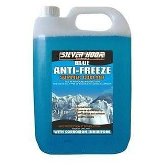 Concentrated Blue Antifreeze & Summer Coolant 2 Litre Bottle (SHA2) - Taxi-Mart Shop